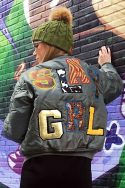 Bomber AG Slay Grl