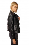 Jacket Leather Bull s