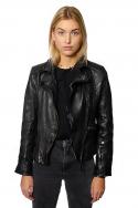 Jacket Leather Bull f