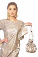 Sfeer Bucket Glitter Bag GO