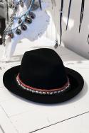 Hat Vedora Embellished