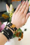 Bracelet Wrap Charm