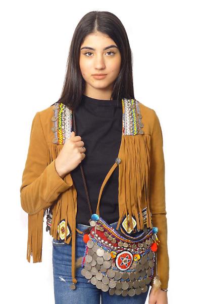 Bag Embellished Boho