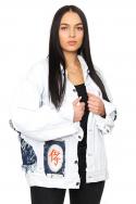 Jacket Natalia Front