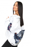 Jacket Natalia Sidee