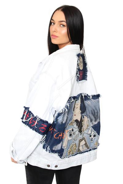Jacket Natalia Side