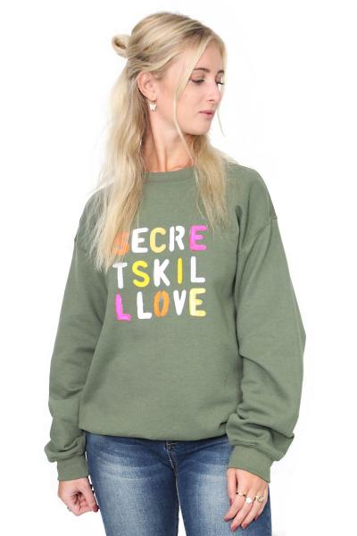 Sweater Secrets f